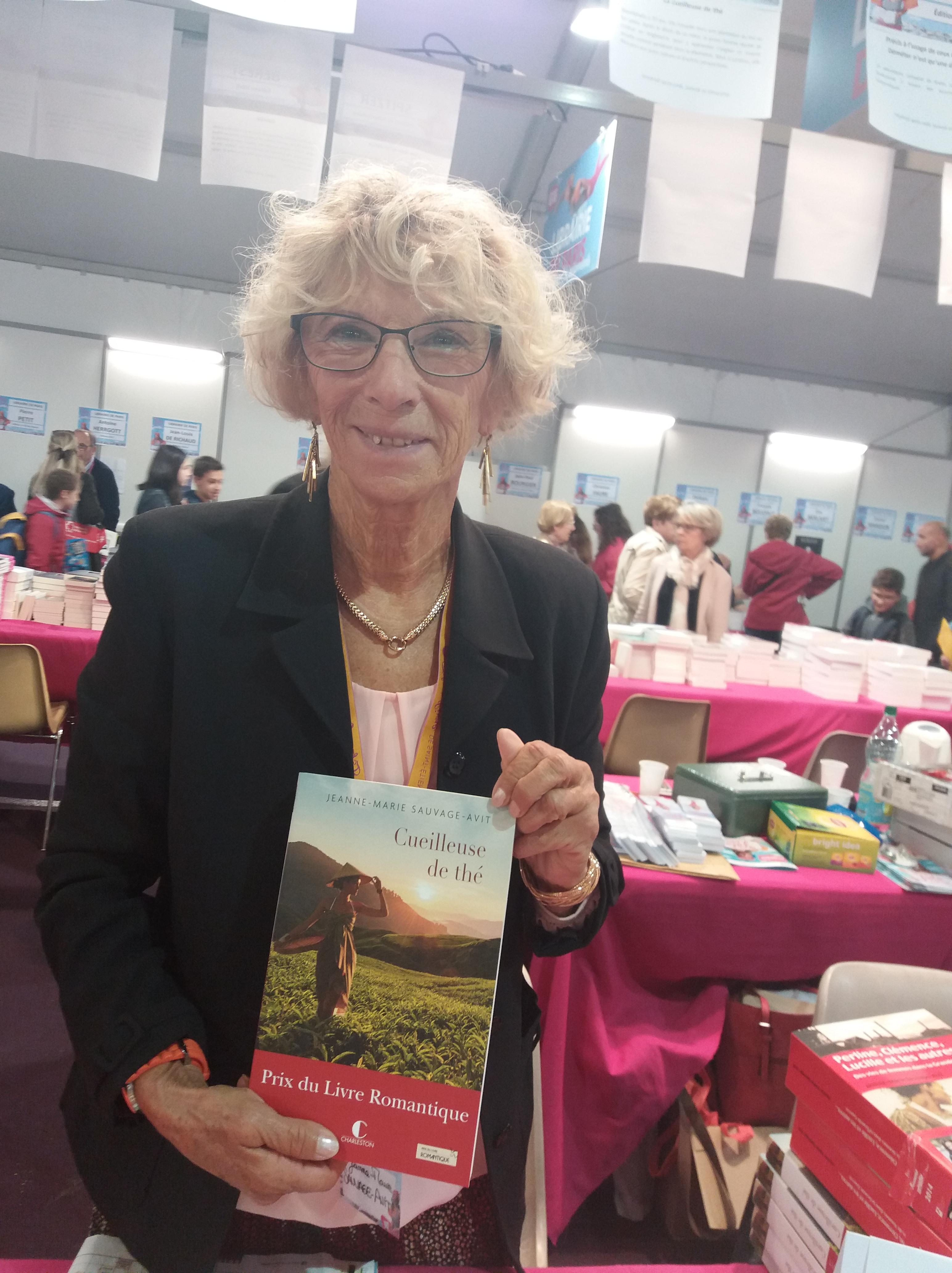 Fête du livre St Etienne 2017 – Sonia boulimique des livres