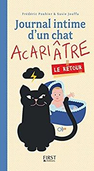 journal intime d'un chat acariâtre tome 2