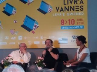 Conférence Marc Lévy 2