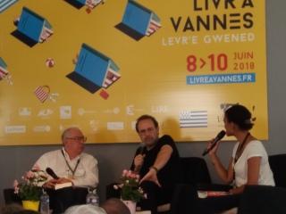 conférence Marc Lévy