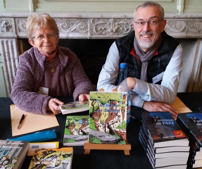 Carole Montier et Jean Ducreux