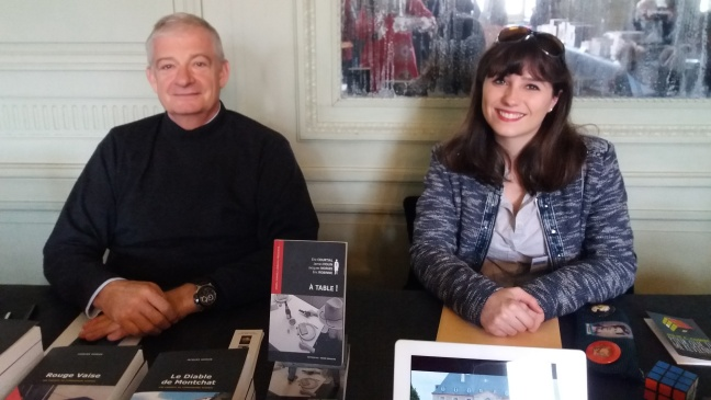 Julie C Combe et Jacques Morize