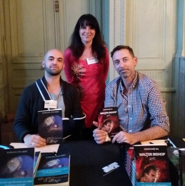 Raphael Panarisi et Fabien Saint Val 2