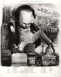 Hugo caricature