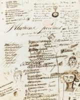 manuscrit des illusions perdues