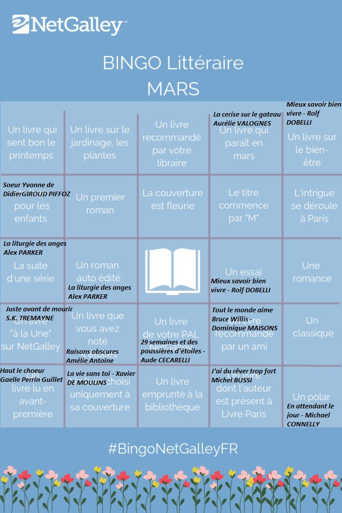 bingo mars à modifier