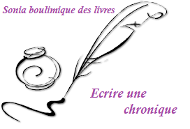 écrire une chronique