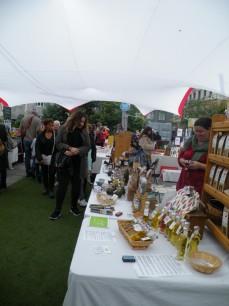 marché produits locaux