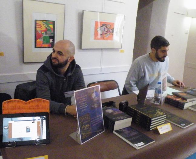 Editions Faralon salon du livre