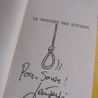 dédicace Jean Teulé