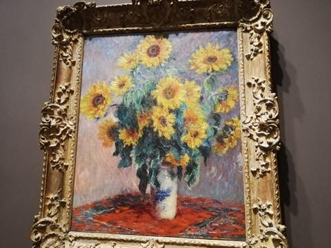 tournesols Monet