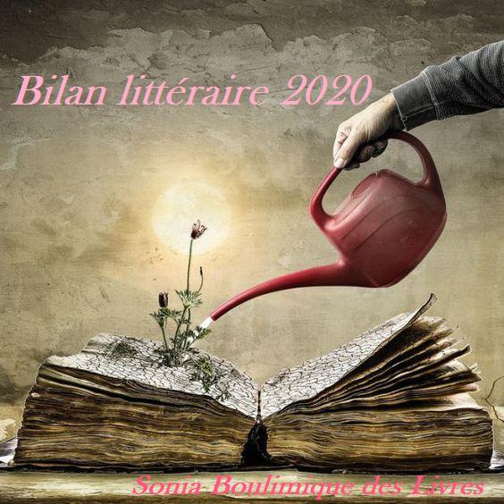Bilan littéraire 2020
